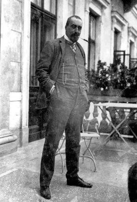 Zygmunt hrabia Wielopolski (1863-1919)